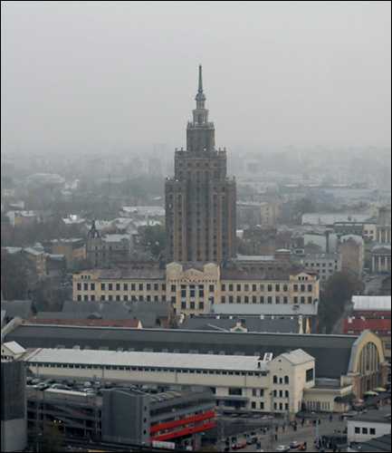 Академия наук / Фото из Латвии