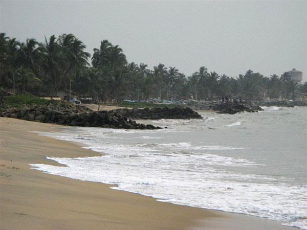 Индийский океан / Фото со Шри-Ланки