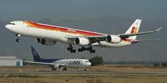 Iberia делает скидку на билеты в Америку