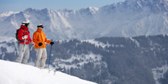 На польских горнолыжных курортах снега достаточно