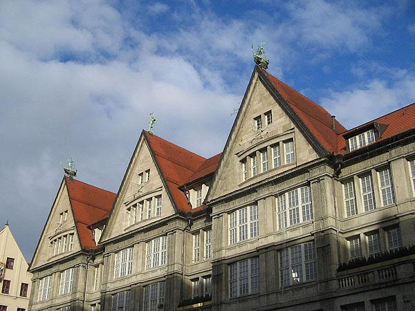 Прощай, Мюнхен! / Фото из Германии