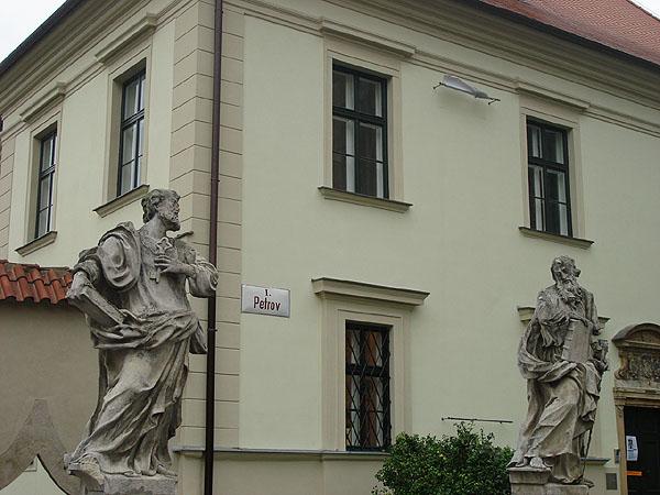 Петр и Павел / Фото из Чехии