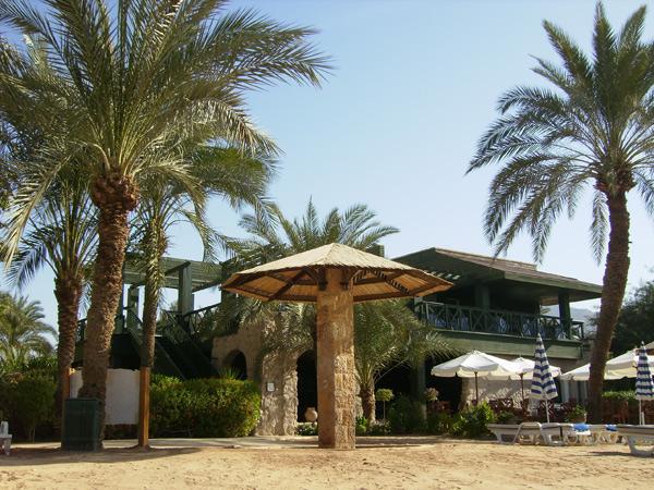 Пляж на курорте Акаба / Фото из Иордании