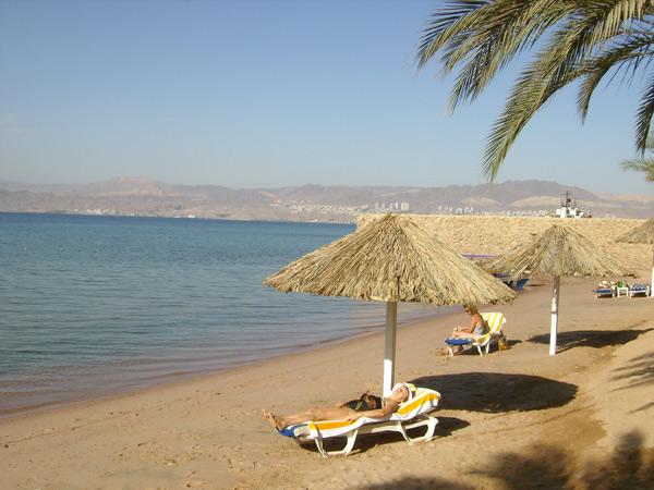 Красное море / Фото из Иордании