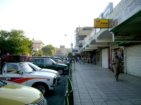 В Акабе почти нет восточного колорита / Фото из Иордании