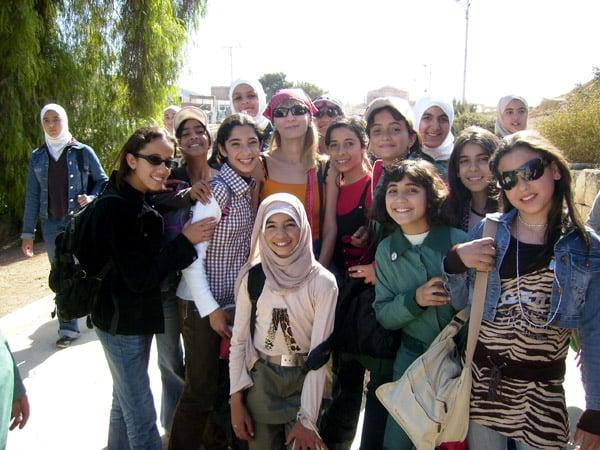 Welcome to Jordan! / Фото из Иордании