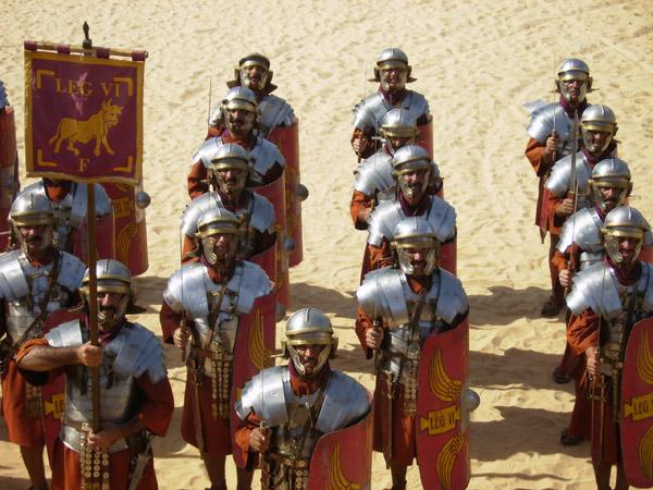 Римское шоу / Фото из Иордании