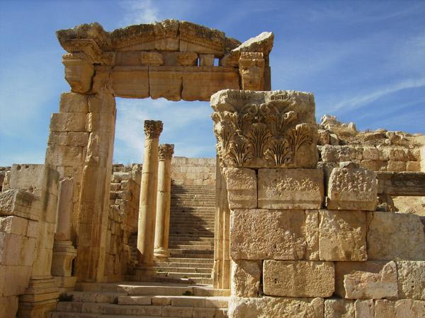 В Джераше есть на что посмотреть / Фото из Иордании