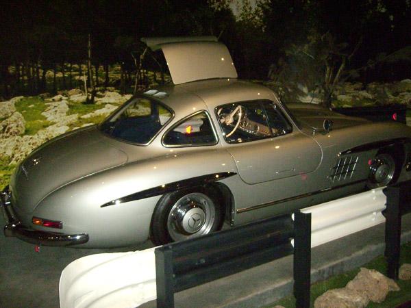 Роскошный автомобиль из королевской коллекции / Фото из Иордании