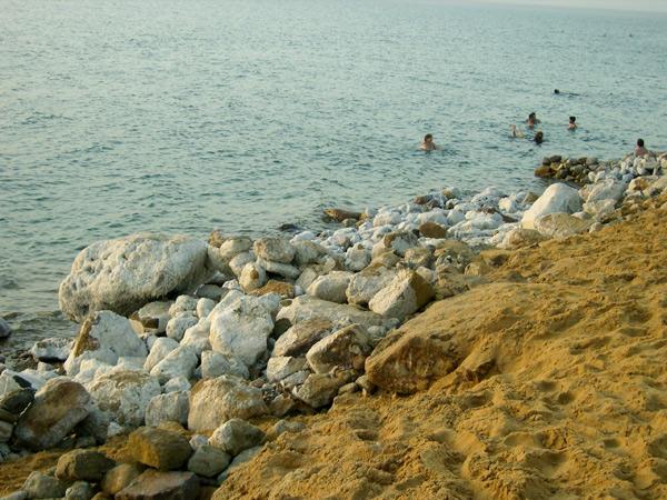 Мертвое море / Фото из Иордании