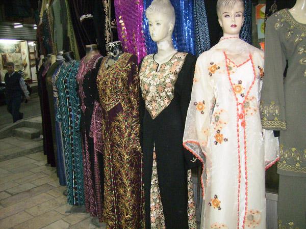 Восточная мода / Фото из Иордании