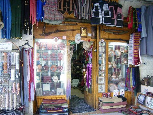 Магазин в Иордании / Фото из Иордании