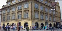 Кофейни Starbucks в России и Чехии