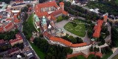 Достопримечательности Кракова можно будет увидеть с воздушного шара