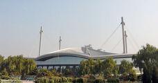 стадион на севере / Китай