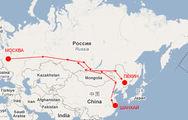 международные перелёты / Китай