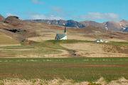Просто церковь в поле / Исландия