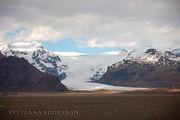 Ледниковый язык / Исландия