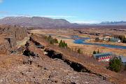 Национальный парк Тингривил / Исландия