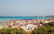 пляж Ла Пелоса / Италия