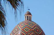 мозаичный купол / Италия