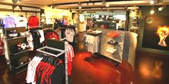 В сингапурском аэропорту появился магазин FIFA