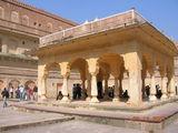 Джайпурский Форт - один из двориков / Индия