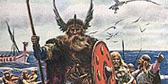 Гостям Фестиваля викингов в Британии нарисуют раны и шрамы