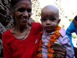Гунгун и его бабушка / Индия