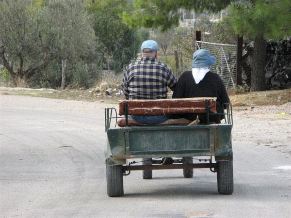 Жители деревушек около Хиоса / Фото из Греции