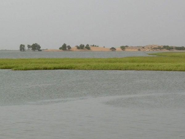 На Нигере / Фото из Мали