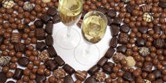 В Нью-Йорке можно посетить шоколадную комнату