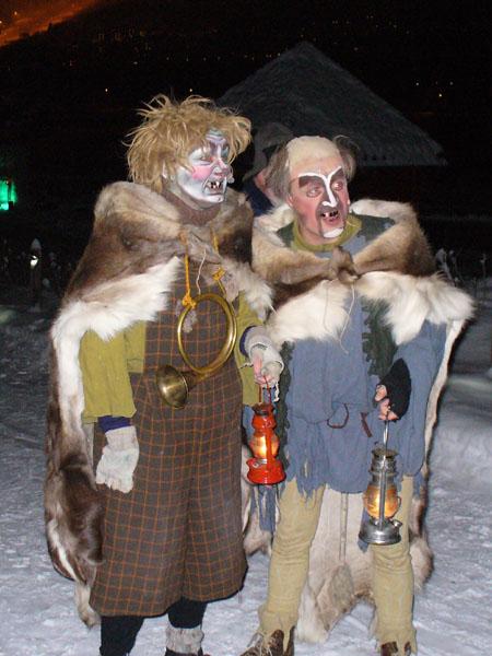 Норвежские тролли / Фото из Норвегии