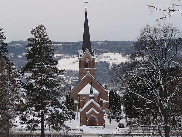 Церковь Лиллехаммера / Фото из Норвегии