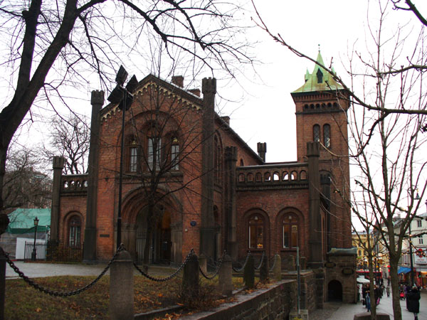 Кафедральный собор Осло  / Фото из Норвегии