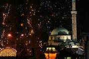 ночное Сараево / Босния и Герцеговина