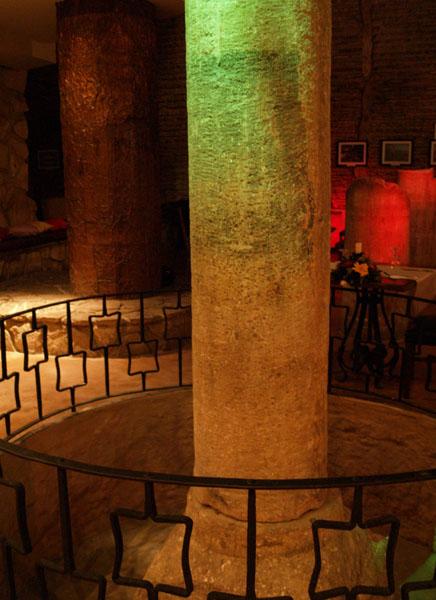 Византийская цистерна / Фото из Турции