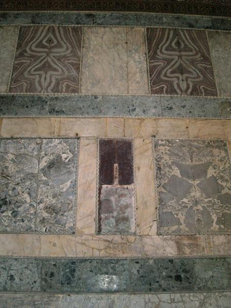 Византийский мрамор / Фото из Турции