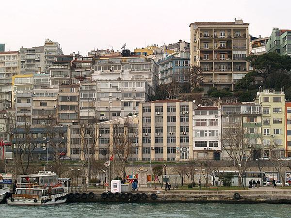 Набережная Бейоглу / Фото из Турции