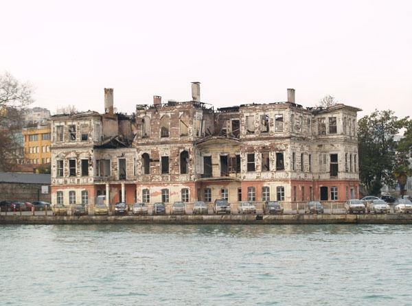 Развалина на Босфоре / Фото из Турции