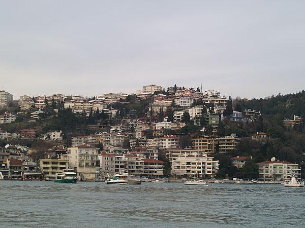 Пригород Стамбула / Фото из Турции