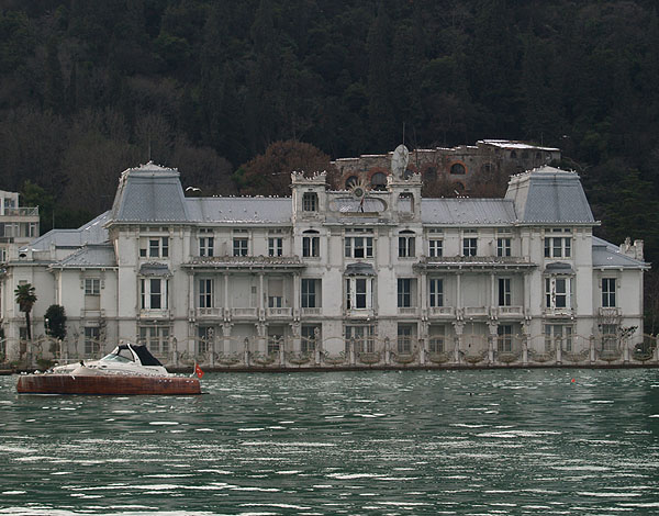 Дворец Хедива / Фото из Турции