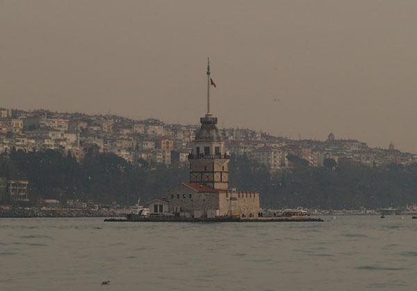 Девичья башня / Фото из Турции