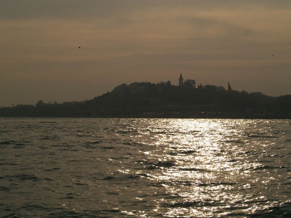 Закат над Султанахметом / Фото из Турции