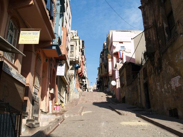 Улица старого Стамбула / Фото из Турции