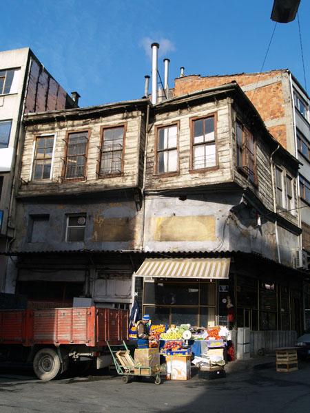Фруктовая лавка / Фото из Турции