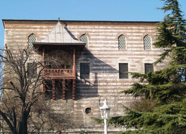 Терем с балконом / Фото из Турции