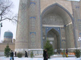 Самарканд и немного Таджикистана / Таджикистан