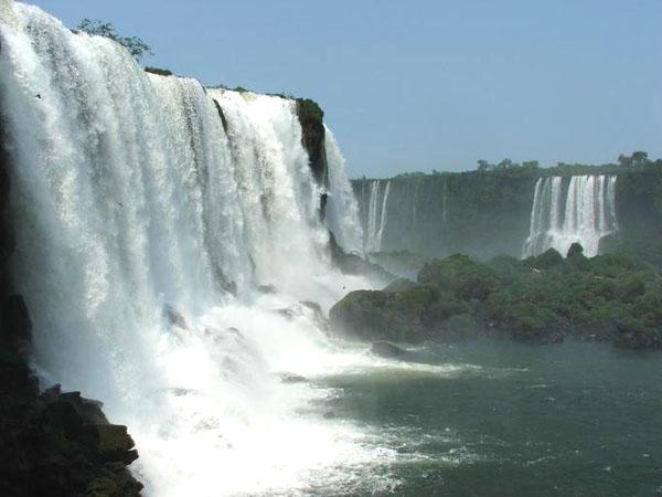 Из рио де жанейро к водопадам игуасу