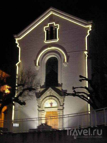 Церковь в Брид-ле-Бене / Фото из Франции